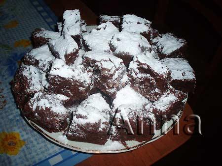 Шоколадные квадраты Брауни
