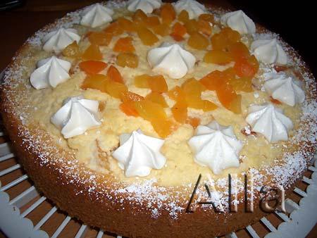 Торт Сонет