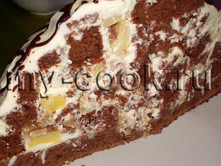 Торт панчо рецепт приготовления